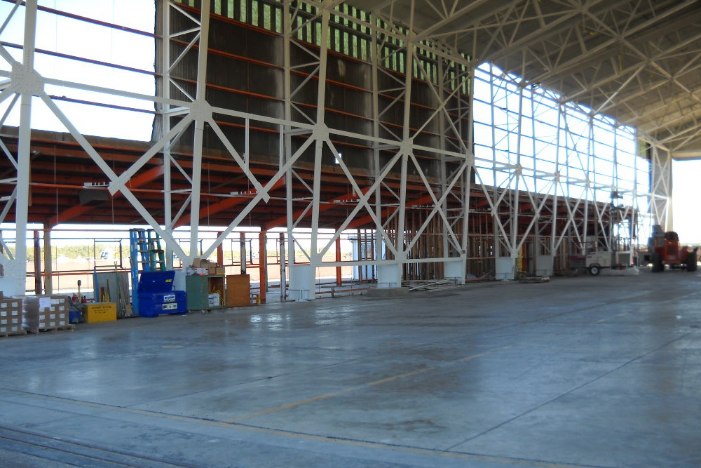 Fort Rucker Hangar