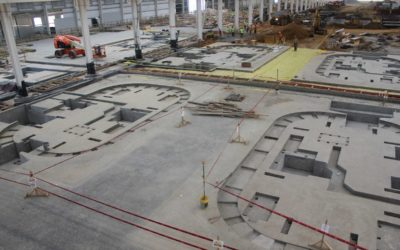 Delivering Complicated Concrete Through Precision and Prefabrication