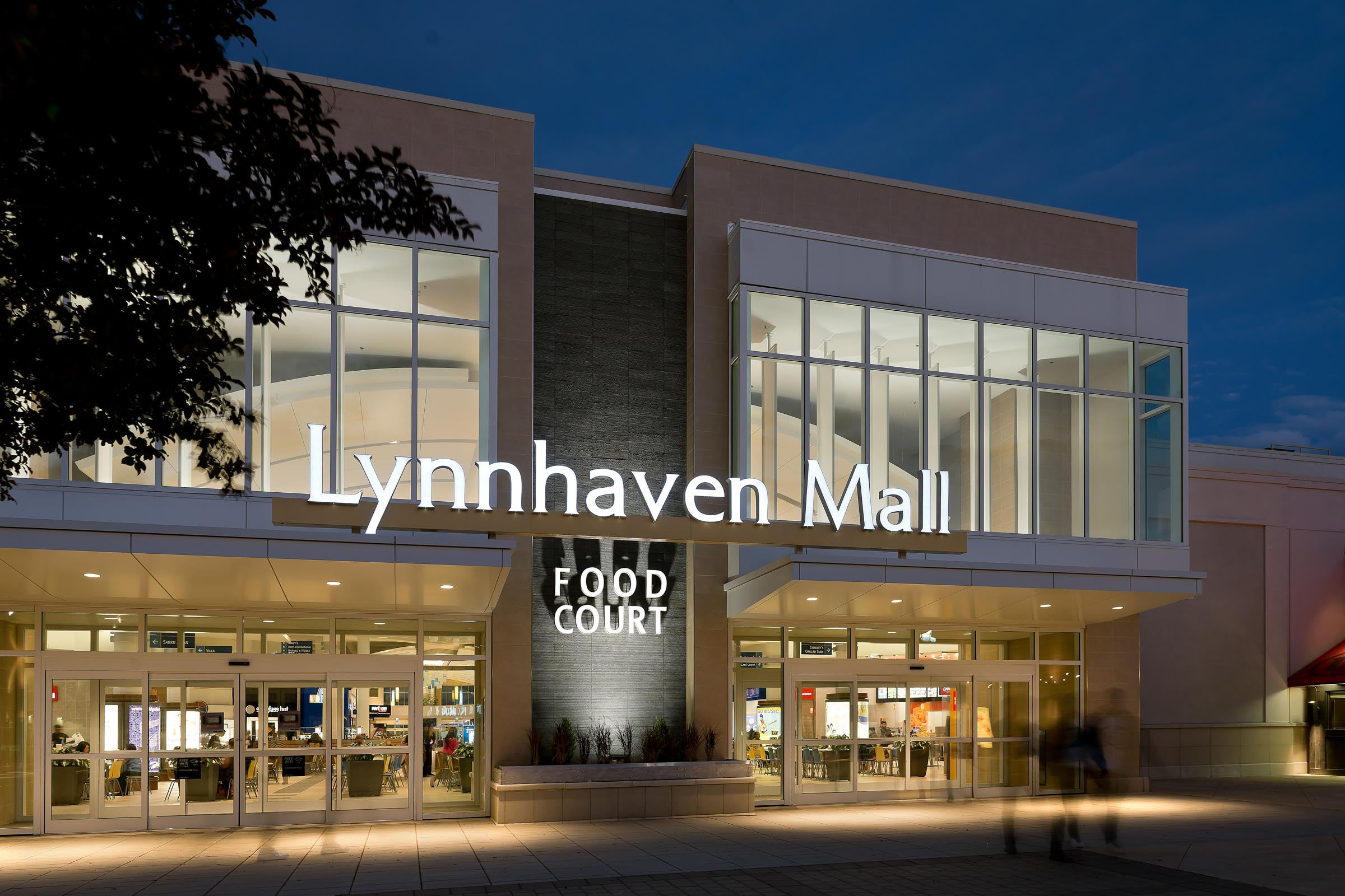 Lynnhaven Mall Renovation