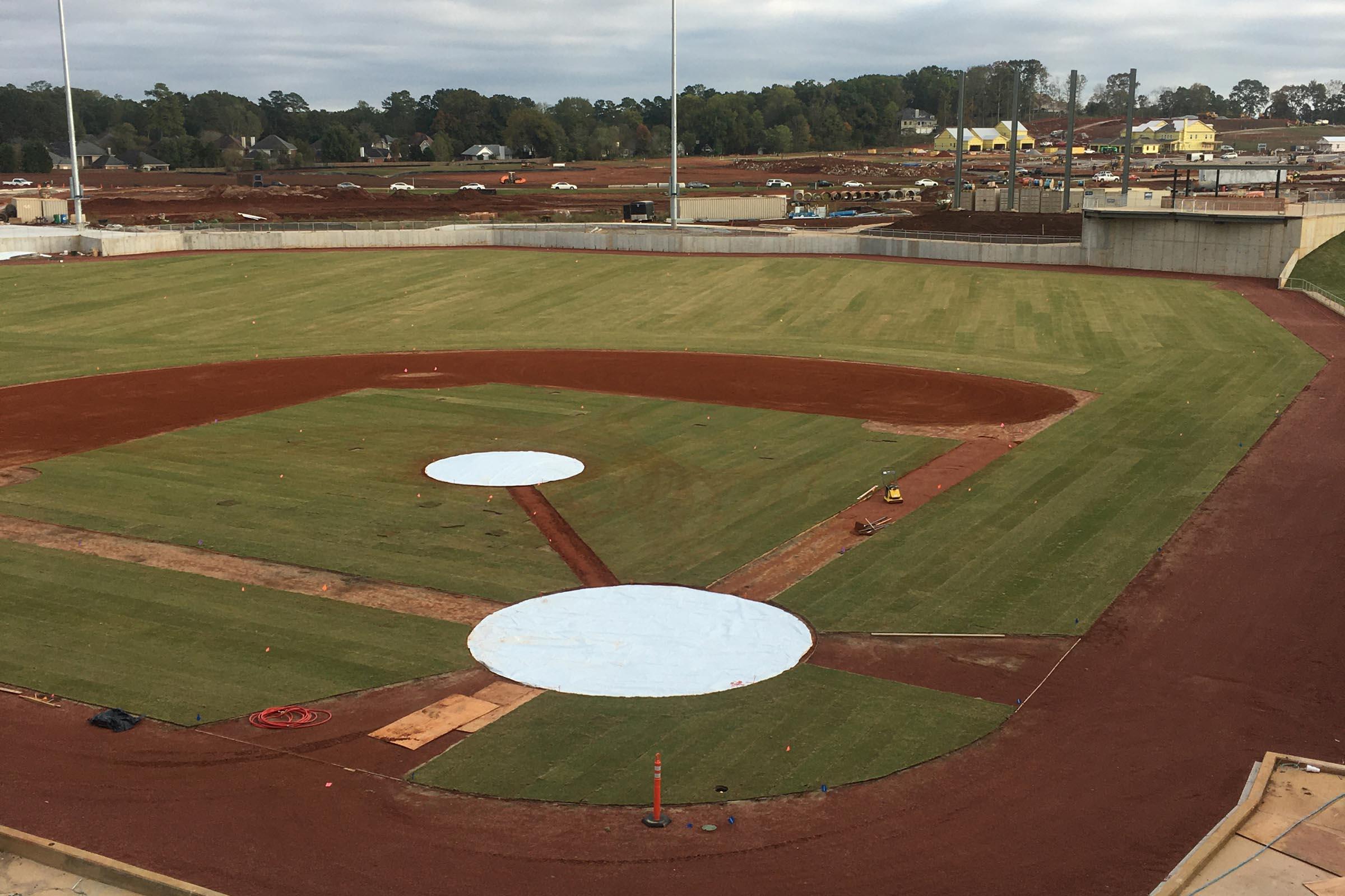 Madison Ballpark Facility