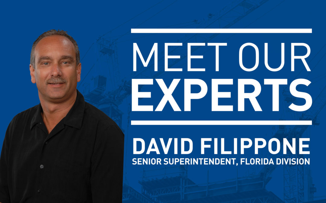 Meet Our Experts: David Filippone
