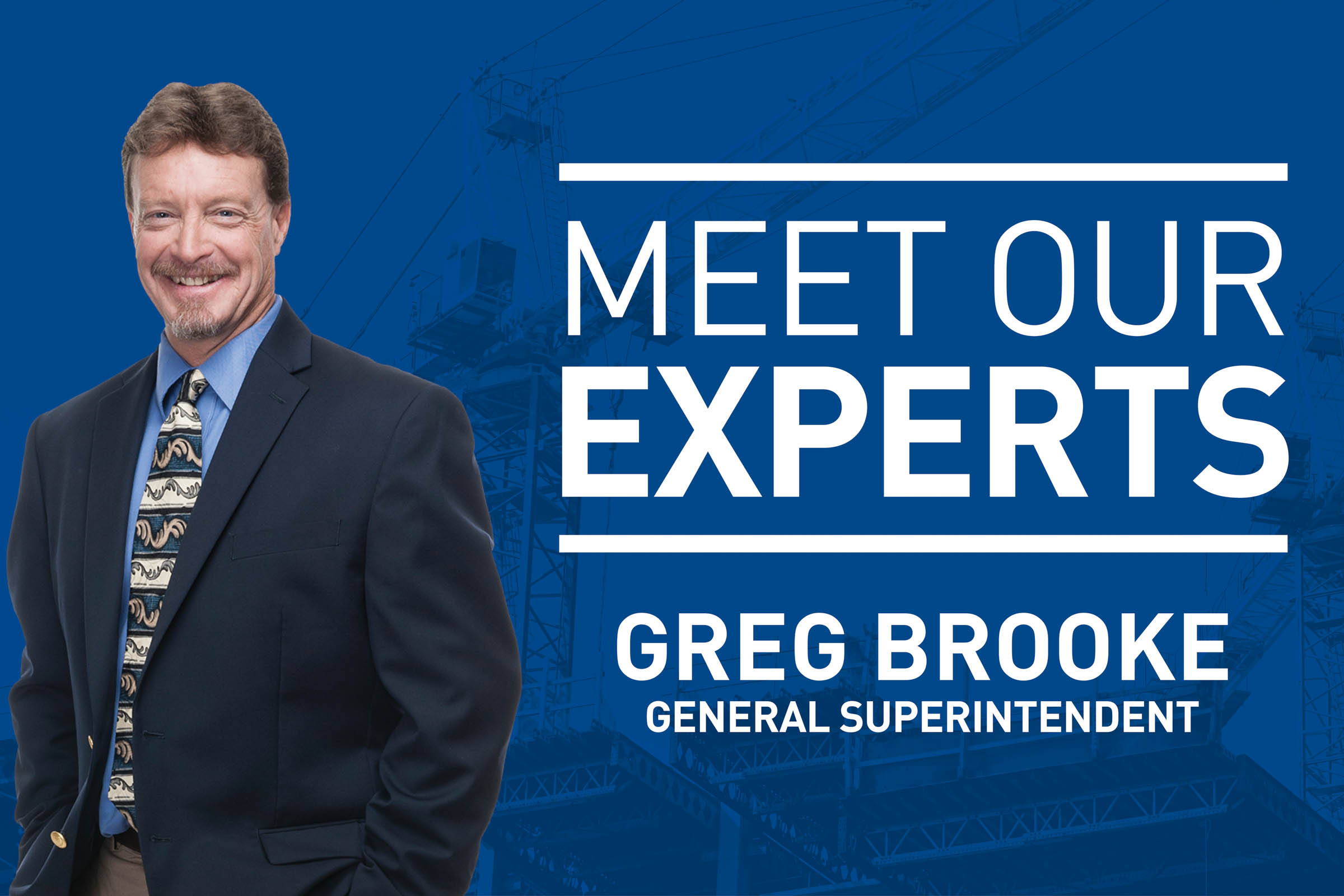 Meet Our Experts: Greg Brooke