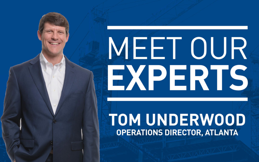 Meet Our Experts: Tom Underwood