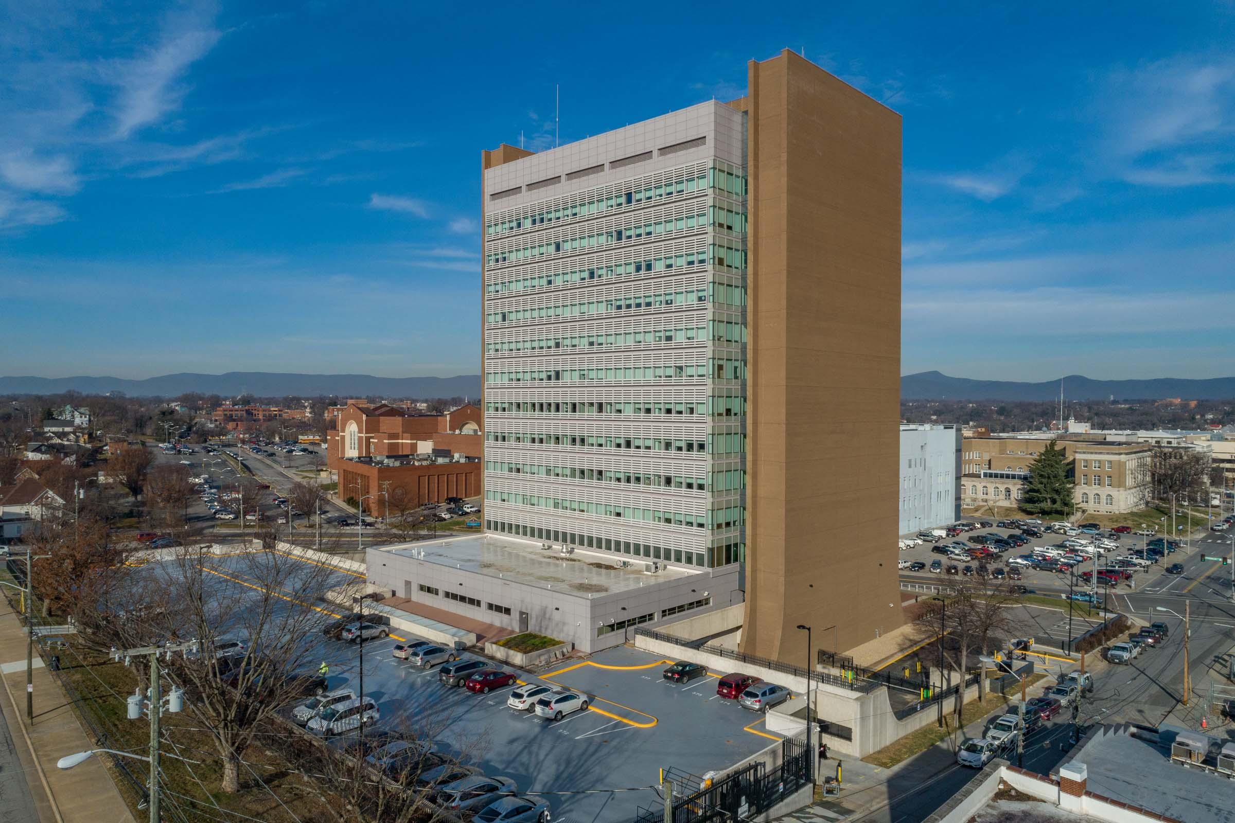 Poff Federal Building