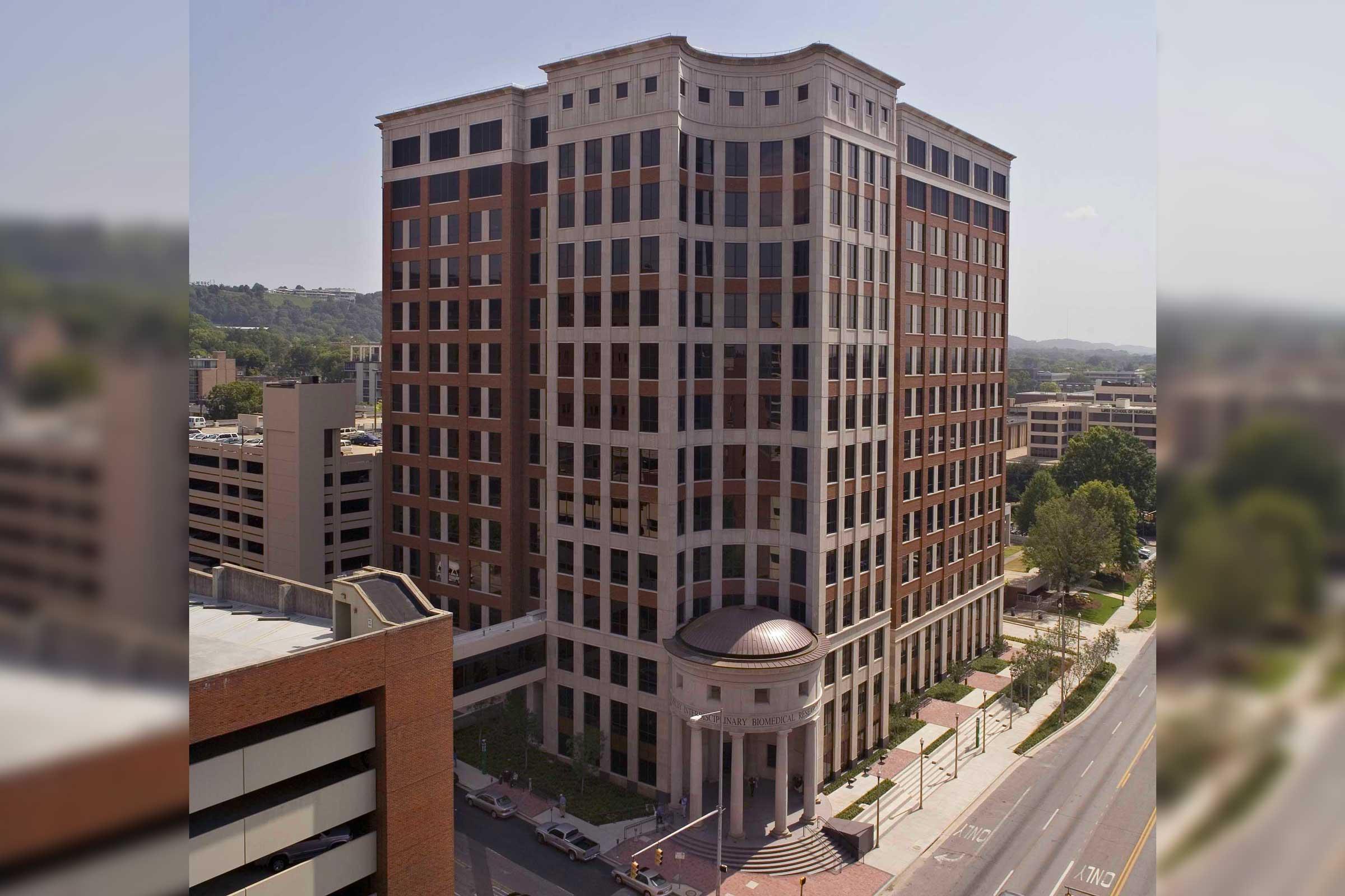UAB Biomedical Research Building