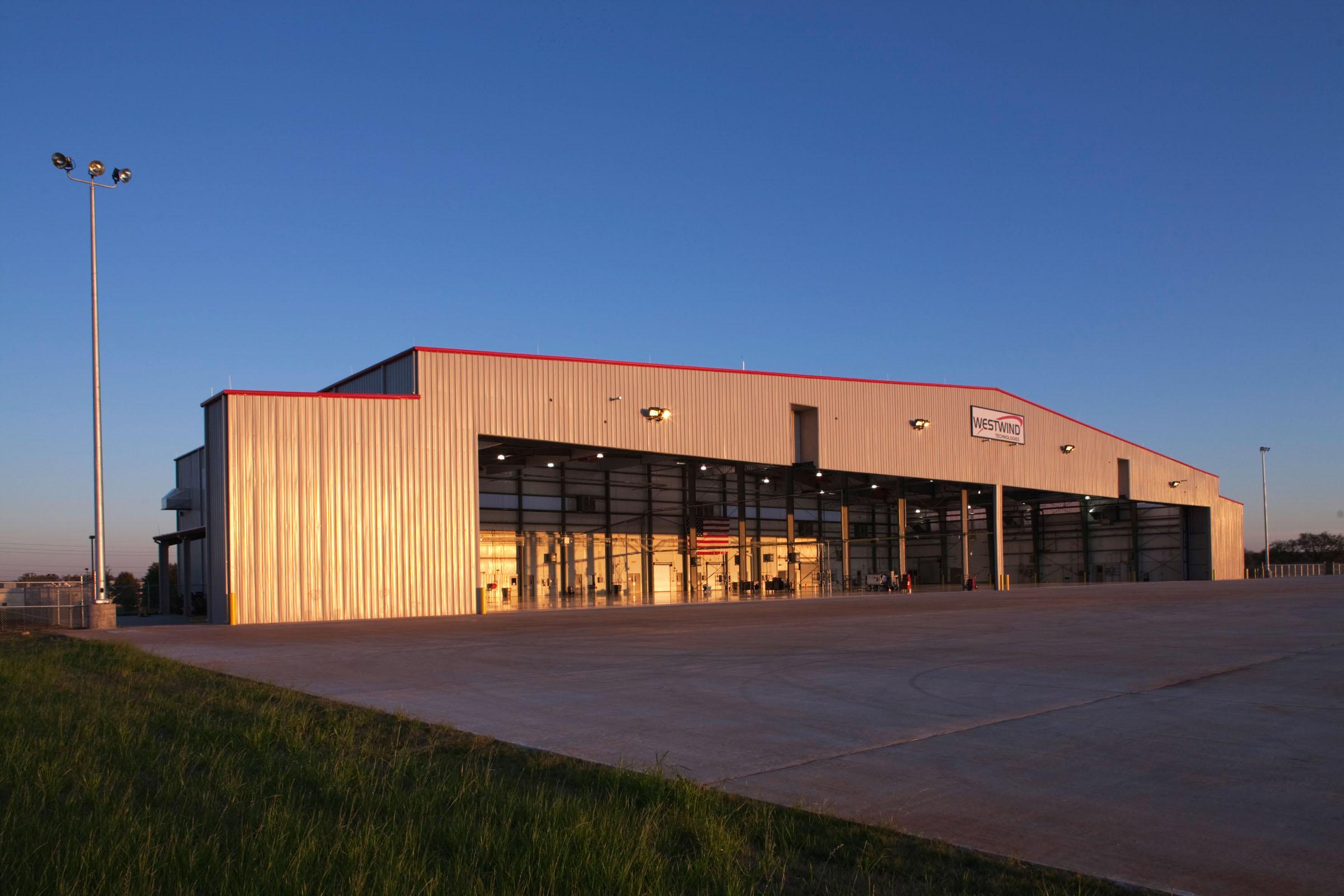 WestWind Hangar