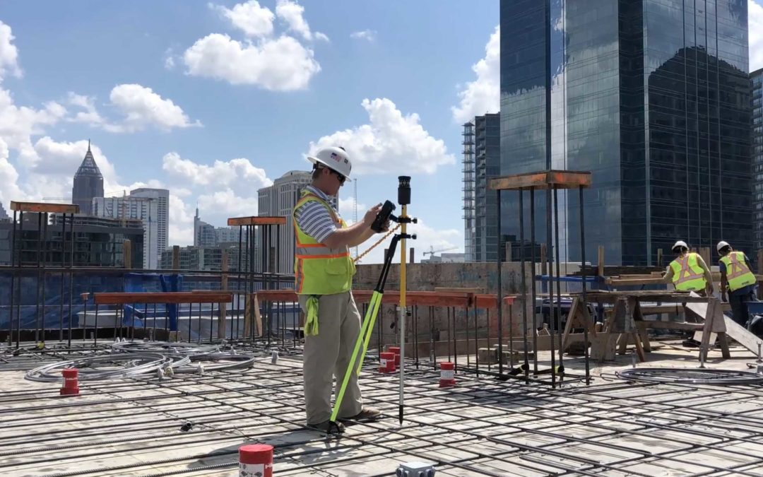 The Right Crane for a Tight Site