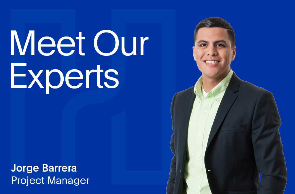 Meet Our Experts: Jorge Barrera