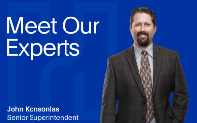 Meet Our Experts: John Konsonlas