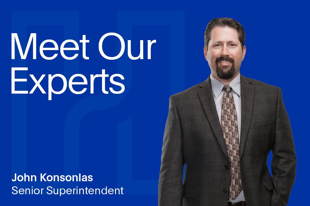 Meet Our Experts: John Konsonlas