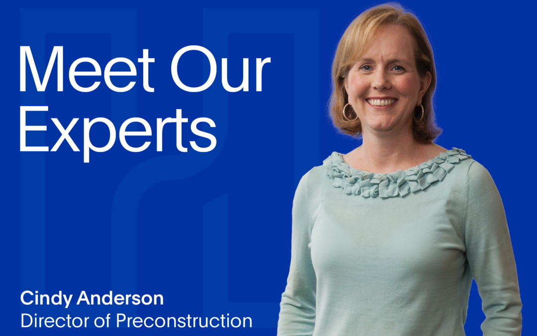 Meet Our Experts: Cindy Anderson