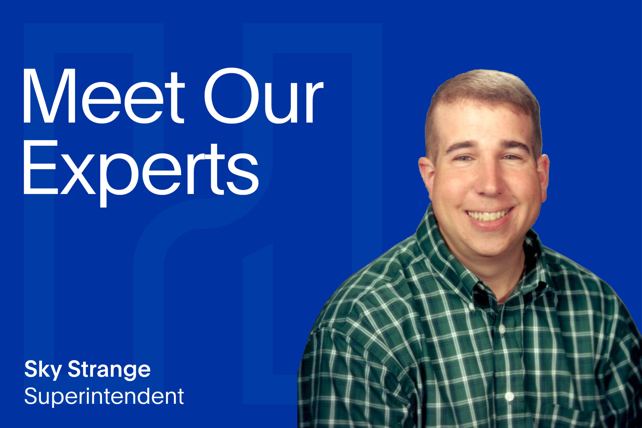 Meet Our Experts: Sky Strange