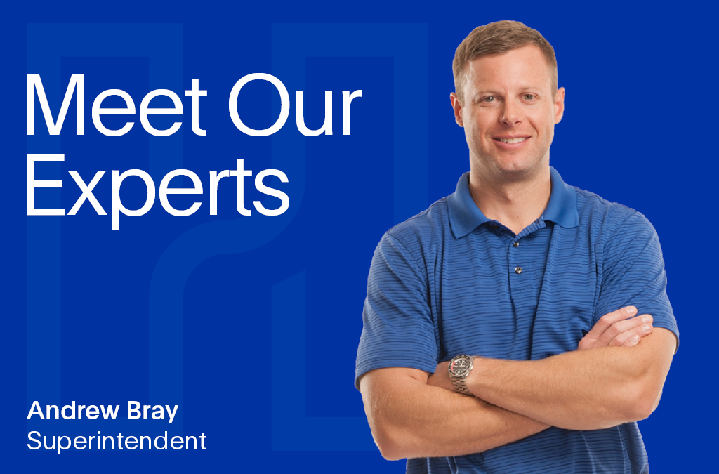 Meet Our Experts: Andrew Bray