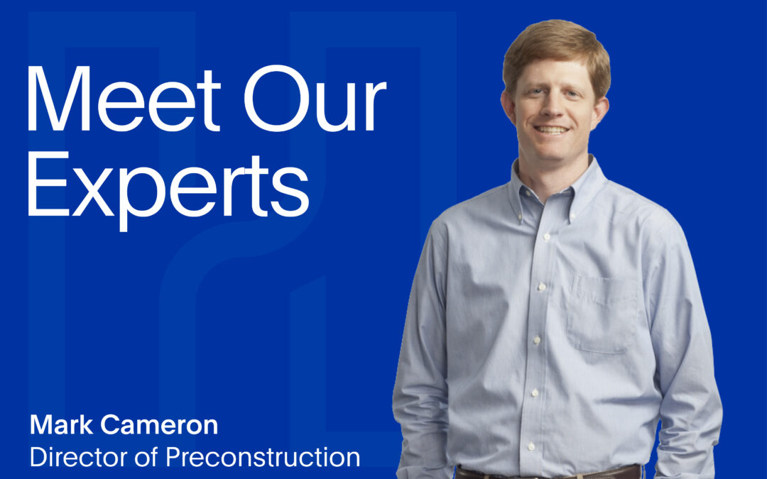 Meet Our Experts: Mark Cameron