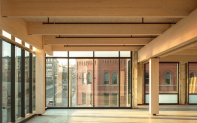 Four Things You May Not Know About Mass Timber